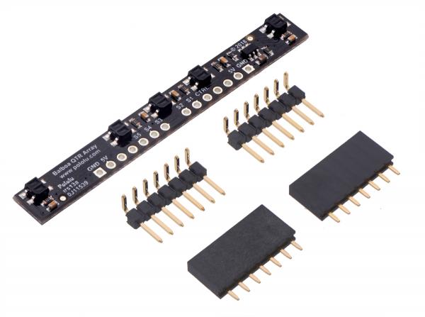 Bara senzori linie cu 5 canale pentru Balboa 32U4