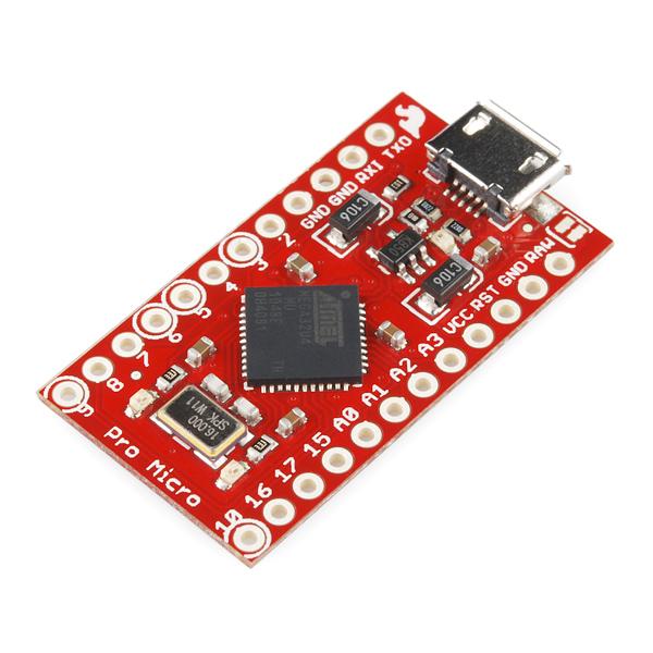 Pro Micro 5V 16MHz - ATMega 32U4