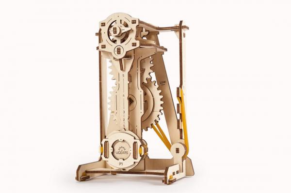 Puzzle mecanic 3D STEM Ugears Pendul
