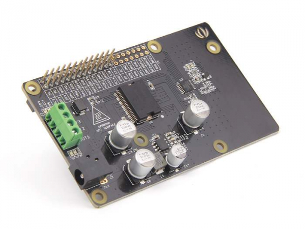 Motor driver board pentru Raspberry Pi