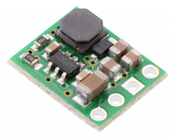 Regulator 15V 600mA step-down Pololu D36V6F15