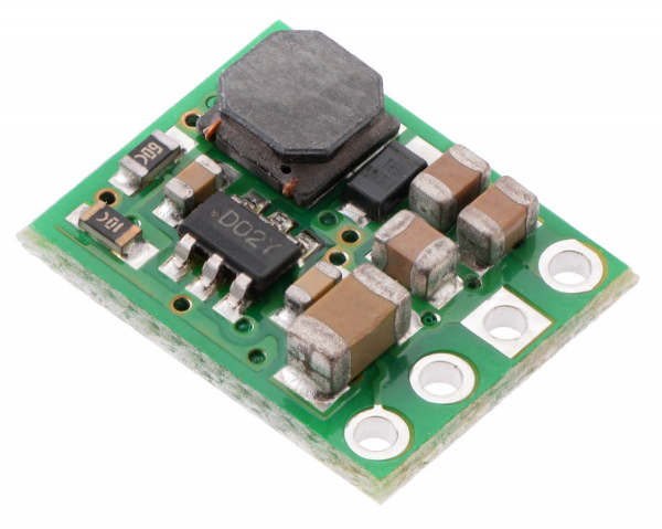 Regulator step-down de 3.3V si 600mAh Pololu D36V6F3