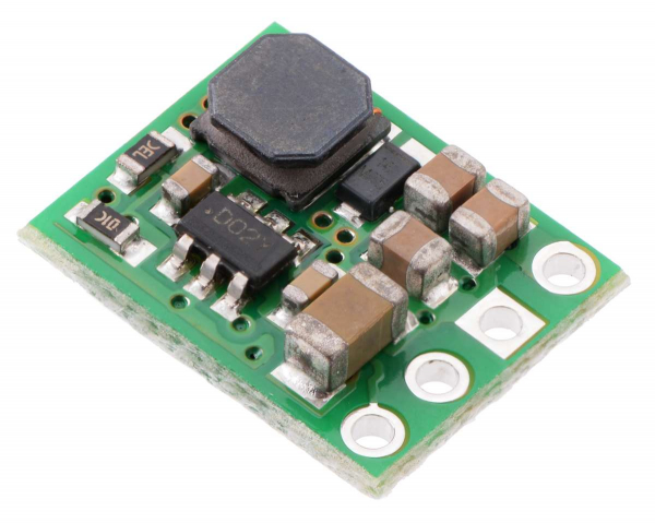 Regulator step-down de 5V si 600mAh Pololu D36V6F5