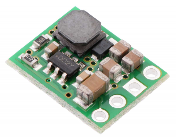 Regulator step-down de 9V si 600mAh Pololu D36V6F9