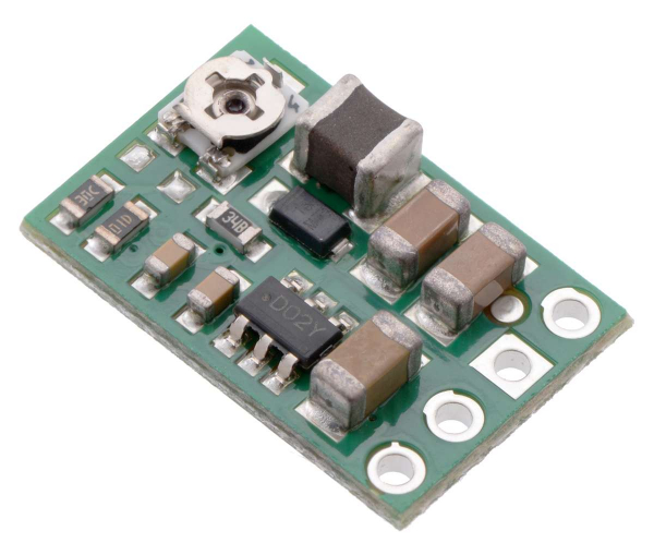Regulator step-down, ajustabil, de 2.5-7.5V, Pololu D36V6ALV