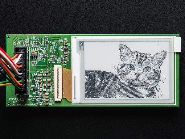 RePaper - 2.7 Graphic eInk Development Board