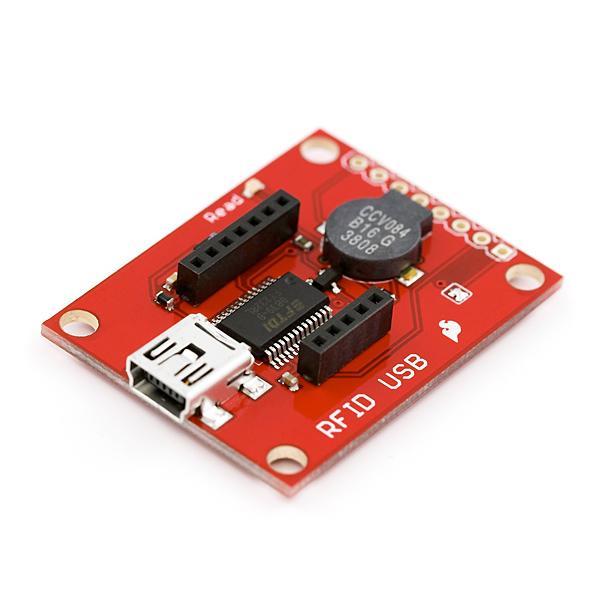 Adaptor RFID pe USB