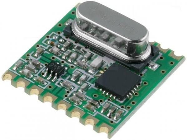 Transceiver Radio 433MHz HopeRF RFM22-433-S1