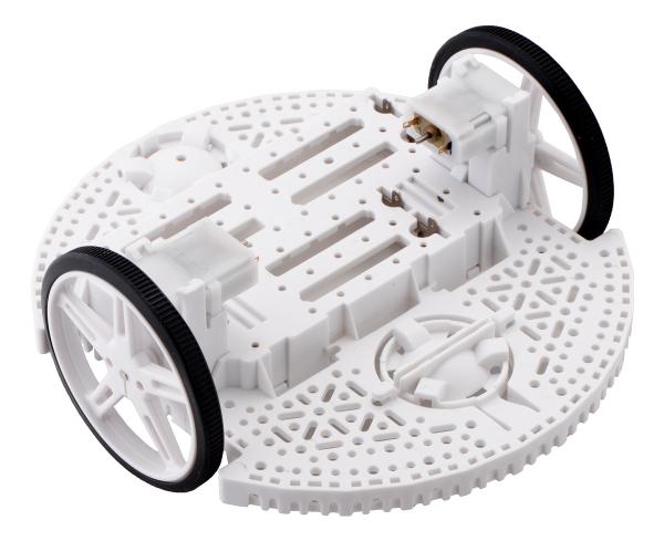 Kit robot Romi - Alb