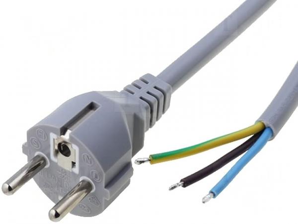 Cablu alimentare 220V cu stecher