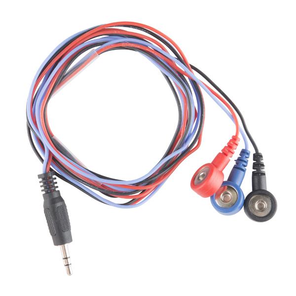Cablu 3 electrozi
