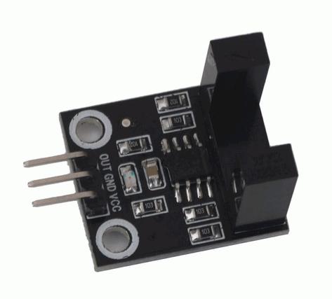 Senzor de numarare fotoelectric infrarosu