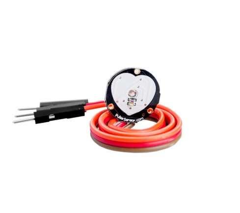 Senzor puls si ritm cardiac