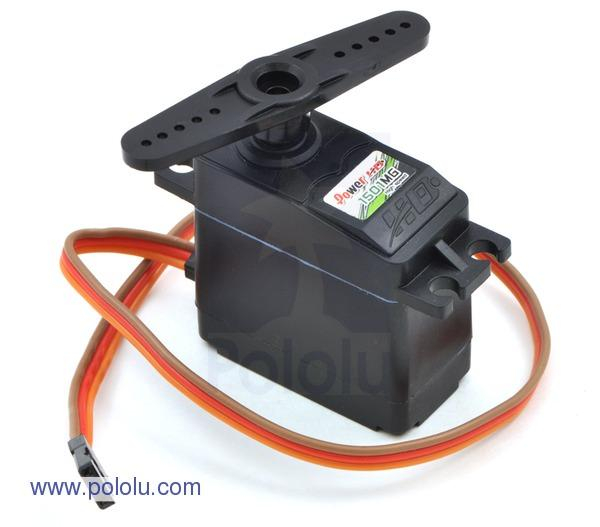 Servo Power HD High Torque 1501MG