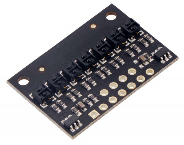 Bara senzorie linie 7 analogici QTRX-HD-07A