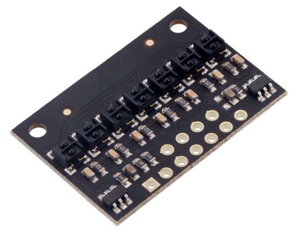 Bara senzori linie digitali 7 QTRX-HD-07RC