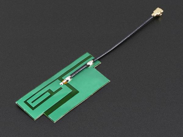 Antena GSM Quad-Band - 3dBi uFL