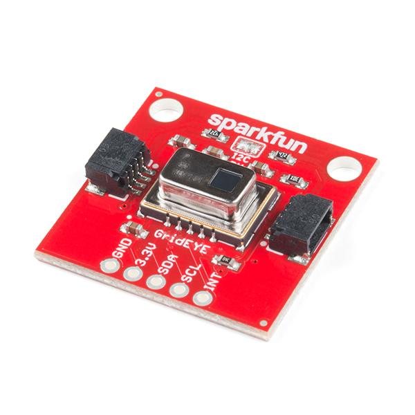Breakout senzor caldura SparkFun Grid-EYE AMG8833 (Qwiic)