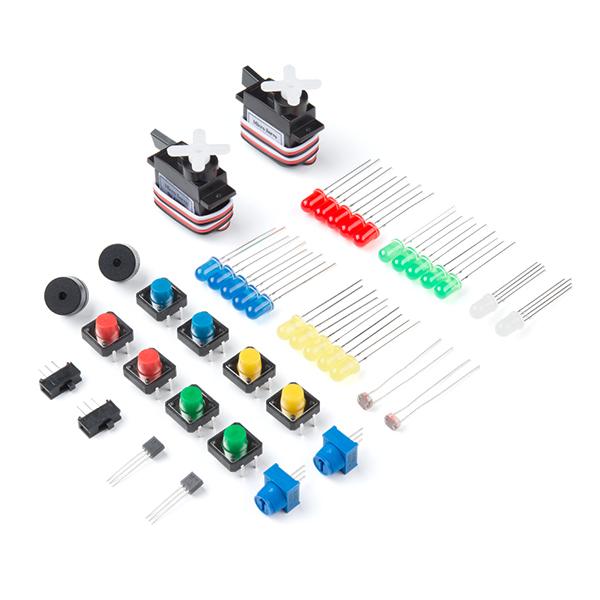 SparkFun Inventor s Kit Refill Pack - v4.0