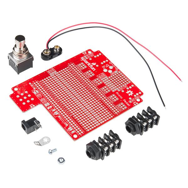 Kit Prototipare Pedala Electrica