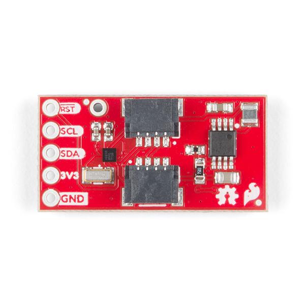 SparkFun pulsoximetru si senzor ritm cardiac cu Qwiic