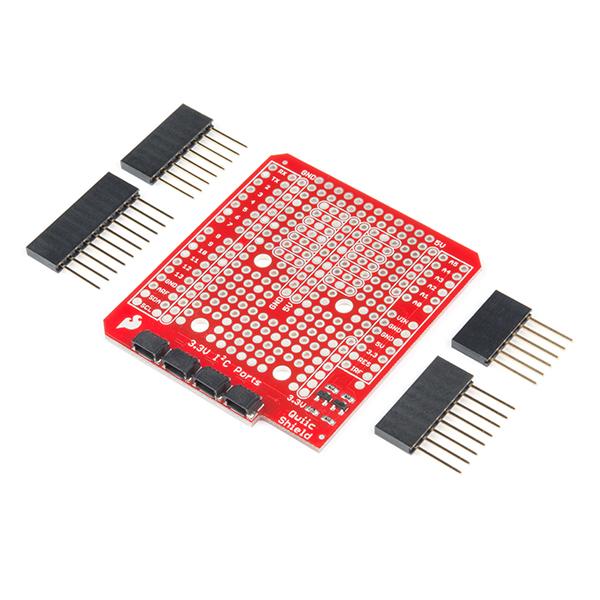 SparkFun Qwiic Shield pentru Arduino