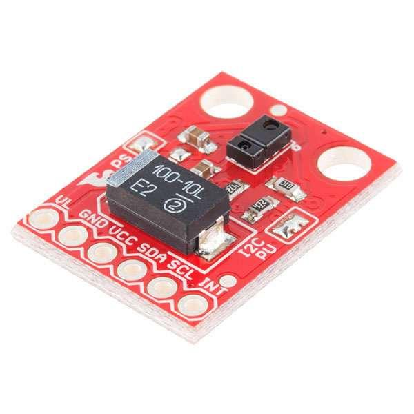 RGB Gesture Sensor - APDS-9960