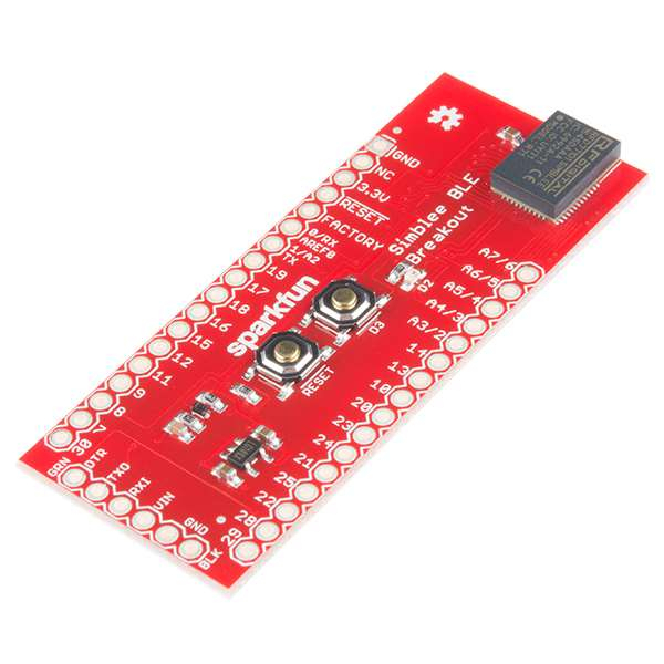 Simblee BLE Breakout - RFD77101