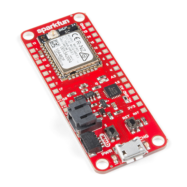 SparkFun Thing Plus - XBee3 Micro (U.FL) placa dezvoltare