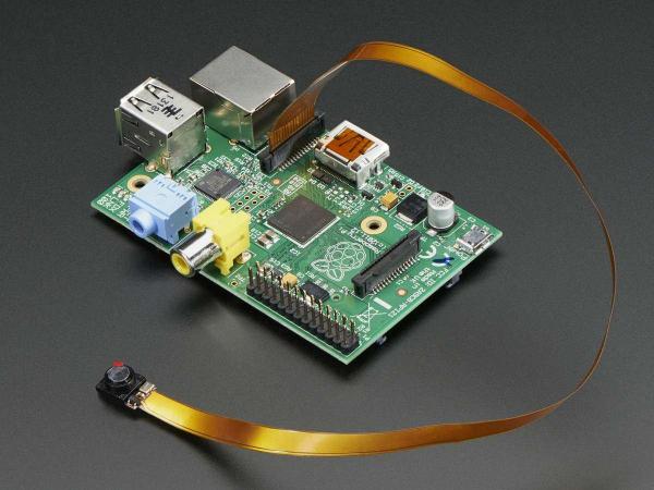 Camera Spy pentru Raspberry Pi