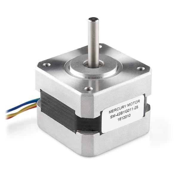 Motor stepper cu cablu