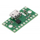 Sursa 2 canale cu selectare automata TPS2113A USB Micro-B
