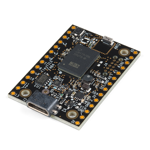 tinyTILE - Intel Curie Dev Board