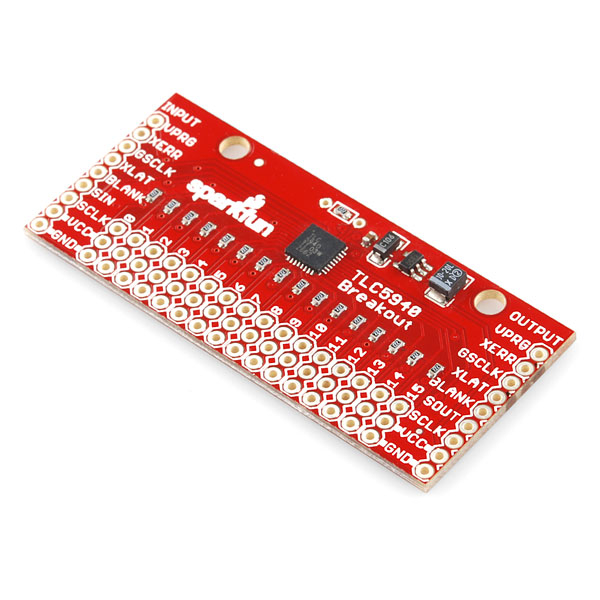 TLC5940 PWM Board