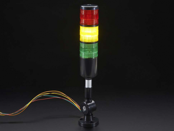 Turn de lumina Adafruit Tower Light