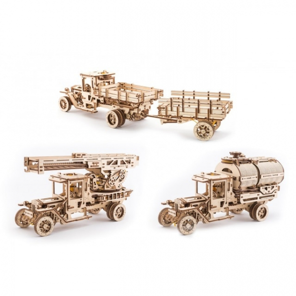 Set Transportator UGears