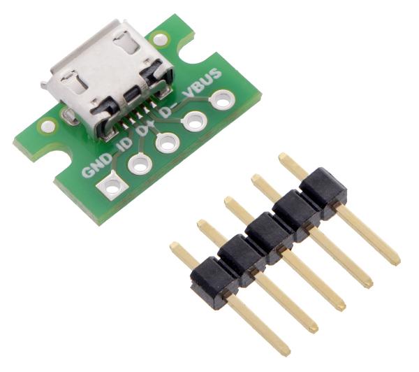 Conector Micro USB B