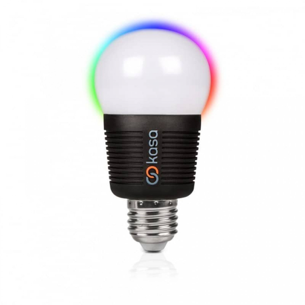 Bec inteligent LED cu Bluetooth Veho Kasa - lumina RGB