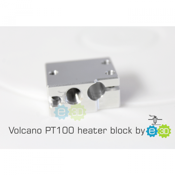Volcano Block for Sensor Cartridges