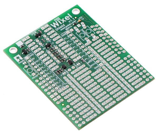 Wixel Shield pentru Arduino