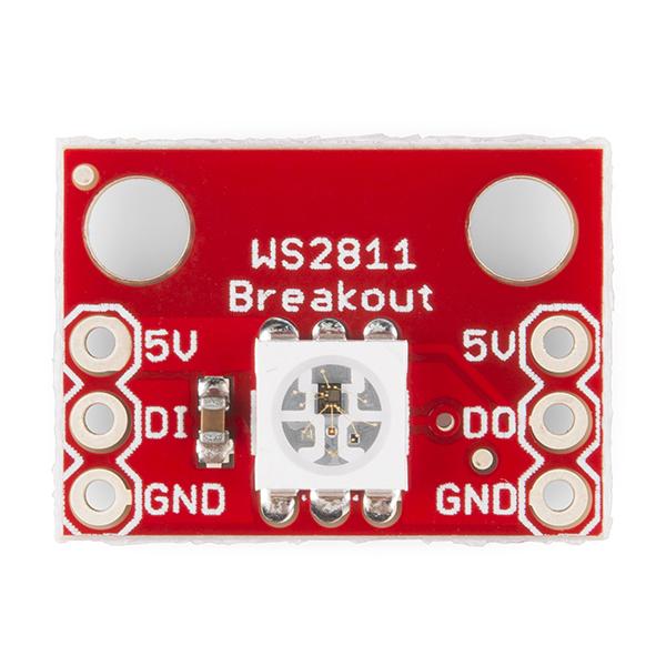 WS2812 RGB LED Breakout