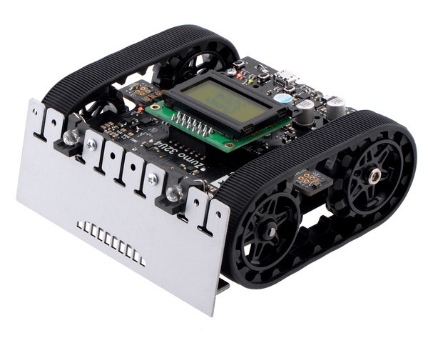 Robot Zumo 32U4 (Asamblat cu Motoare 75:1 HP)