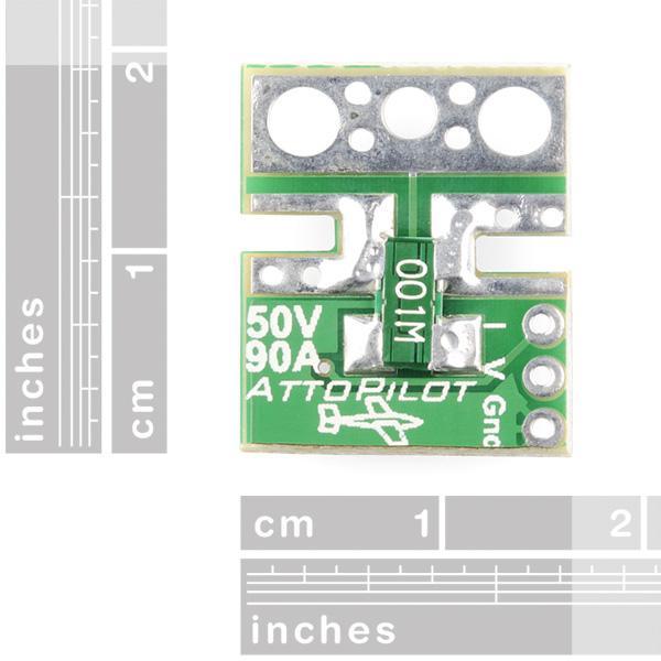 Senzor curent si tensiune  AttoPilot 180 A 3