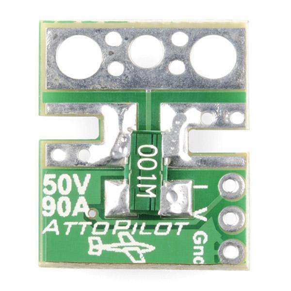 Senzor curent si tensiune  AttoPilot 180 A 1