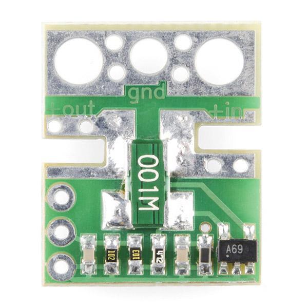 Senzor curent si tensiune  AttoPilot 180 A 2