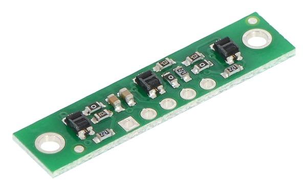 Bara 3 senzori linie infrarosu QTR-3A analog